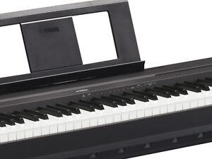 Yamaha-stagepiano-P-45B-Digital-Piano-Epiano-elektrisches-Klavier-NEU