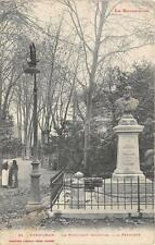 CPA 66 PERPIGNAN LE MONUMENT ESCARGUEL A LA PEPINIERE