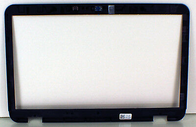 "GENUINE DELL INSPIRON 15R N5110 15.6/"" LED LCD TRIM BEZEL w// CAM PORT DPT4W"