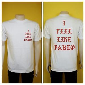 yeezy white t shirt