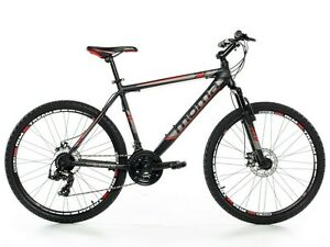 VTT-26-034-Mountainbike-ALUMINIUM-SHIMANO-PROFESSIONNEL-2xDISQUE-SUSPENSION