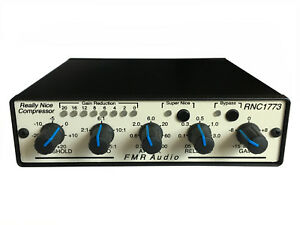 FMR Audio RNC1773 Really Nice Compressor - Stereo Compressor
