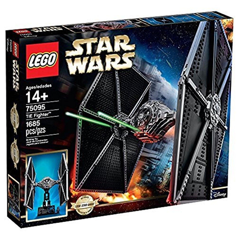 Lego Star Wars Tie Fighter 75095 Juguete De Star Wars