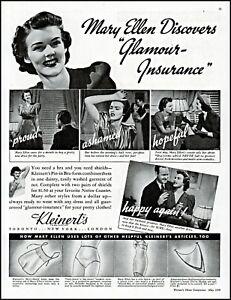 1939-Kleinert-pin-in-bra-women-storyboard-vintage-6-photo-print-Ad-adL44
