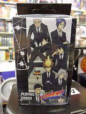 Reborn! Anime & Manga Playing Cards