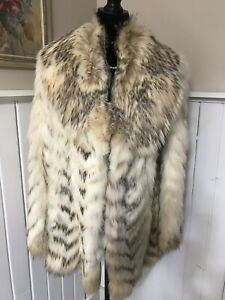 Fur Coat Dyed Genuine Badger Jacket Stroller qvCSPpxP