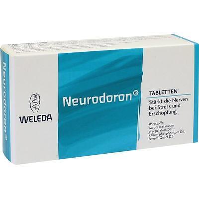 WELEDA  NEURODORON Tabletten     200 st       PZN 6059282