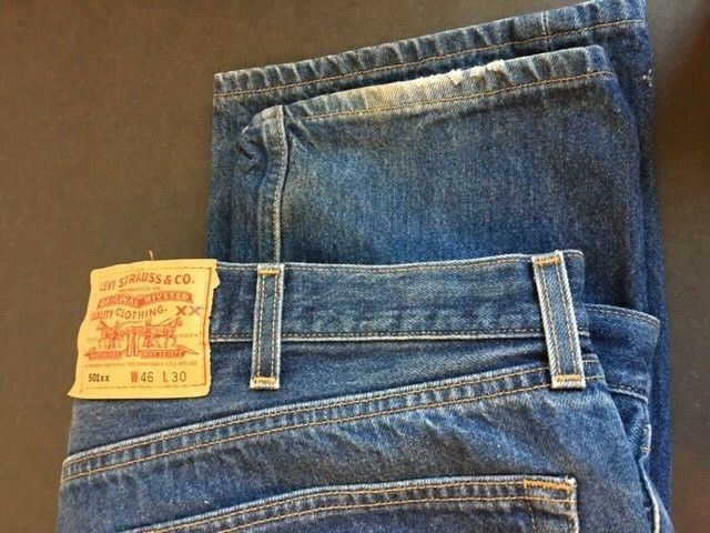 Levis 501xx made in usa - image 8