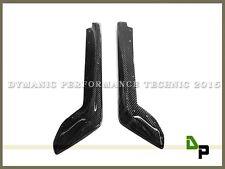 Rear Bumper Splitter Add on Lip Carbon Fiber Fits For SUBARU WRX STI 4DR 2015+