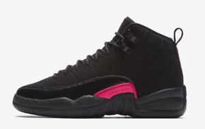 official photos 0c6c5 f2d1d Image is loading Nike-Air-Jordan-12-XII-Retro-Rush-Pink-