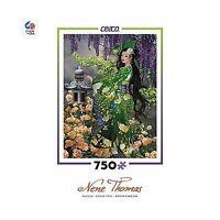 Ceaco Nene Thomas - Jade Puzzle Free Shipping