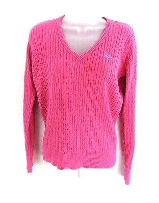 Cosciente Crew Clothing Da Donna Maglione Pullover 12 Rosa Cotone-mostra Il Titolo Originale Adatto Per Uomini E Donne Di Tutte Le Età In Tutte Le Stagioni
