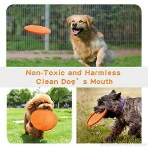 Dog-frisbee-Flying-Disc-toy-Soft-Rubber-Bite-Proof-for-Game-Training-Dog-Supplie
