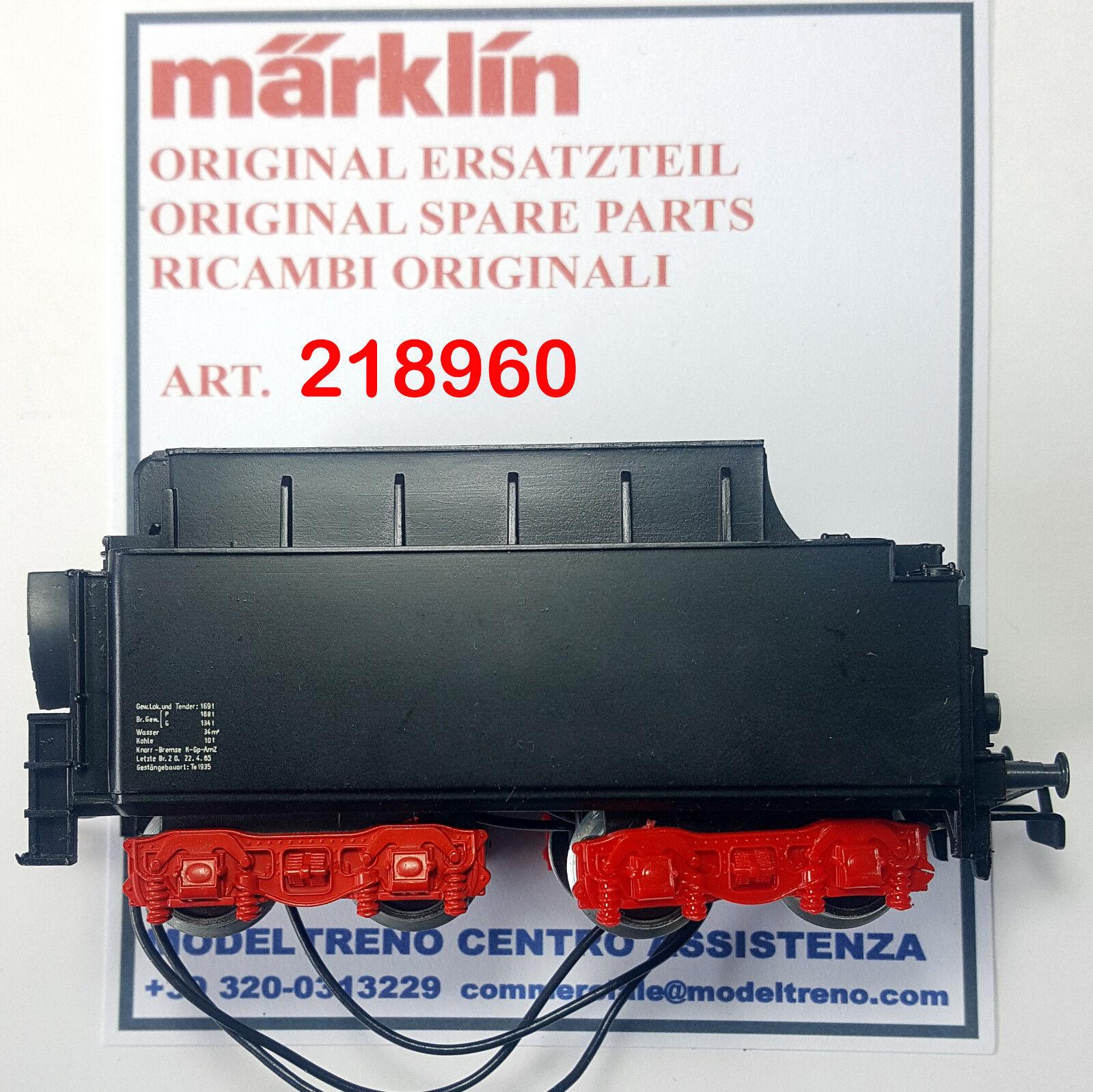 MARKLIN 21896 - 218960  TENDER COMPLETO - TENDER KOMPL. 3047
