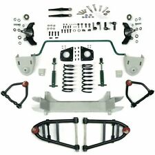 Mustang Ii 2 Ifs Front End Kit For 51 65 Cadillac Stage 2 Standard Spindle Fits 1939 Ford