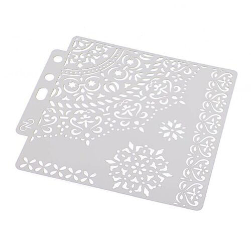 Stencils Template Wall Painting Scrapbook Embossing Stamping Album Craft Card