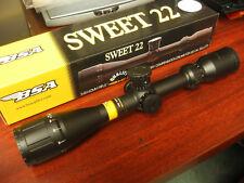 BSA Sweet 22 3 - 9 x 40 Riflescope, New