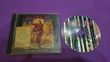 Michael Jackson Blood on the Dance Floor history in the mix cd usato Press 1997