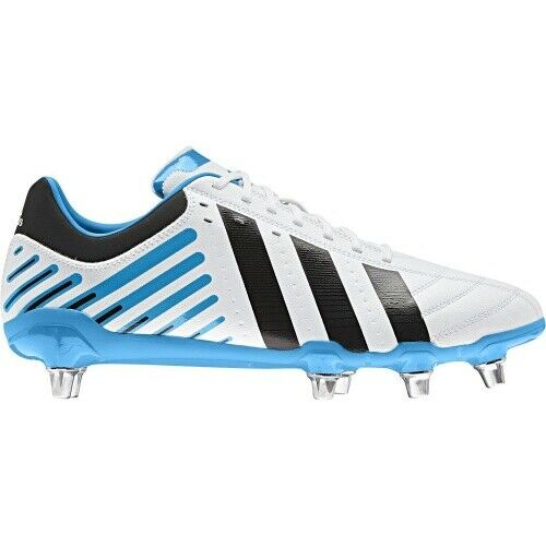 Adidas Regulate Kakari SG Mens Rugby Boots UK 15 US 16 EUR 51.1 3 REF 4731