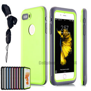 6-6Ft-IP68-360-FULL-BODY-Waterproof-Shockproof-Case-Cover-F-iPhone-X-8-7-6-Plus