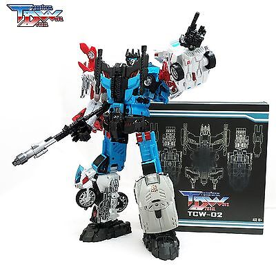 Transformers Transform Dream Wave TCW-01 CW Bruticus Add-On Kit In-Stock