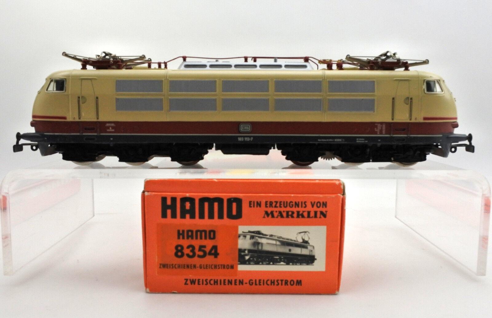 MARKLIN - HAMO HO SCALE 8354 DB TEE ELECTRIC ENGINE