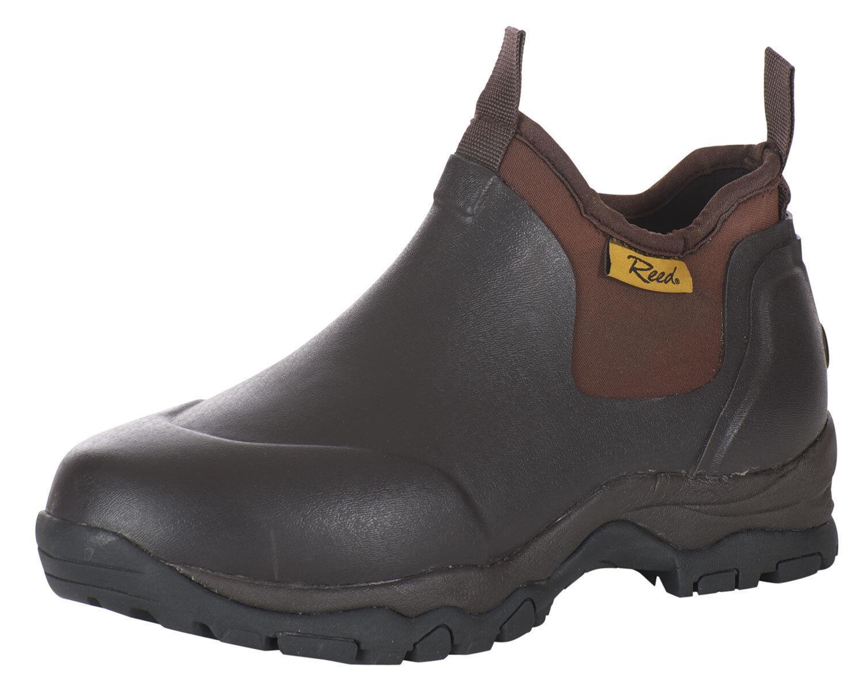 New Bagman Reed Men'S Kent Romeo 6 1 2  Brown Boot
