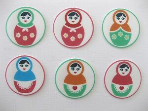 12 PRE CUT EDIBLE RICE WAFER PAPER CARD ZOO ANIMAL JUNGLE CUPCAKE TOPPERS