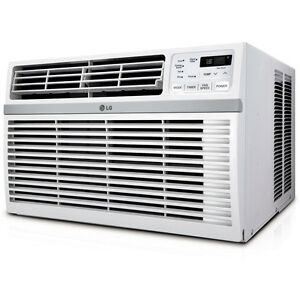 LG LW1016ER 10,000 BTU 115V Window-Mounted Air Conditioner ...