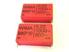 10 PCs WIMA mkp10 47nf 0,047uf 630vdc 400vac rm15 NEW #bp