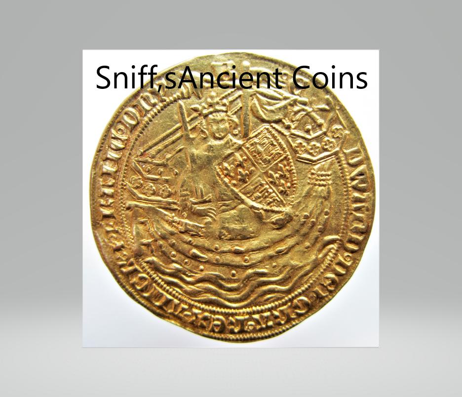 sniffsancientcoins