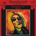 Klaviertrios von Yampolsky,Savinova,Tsinman (2006)