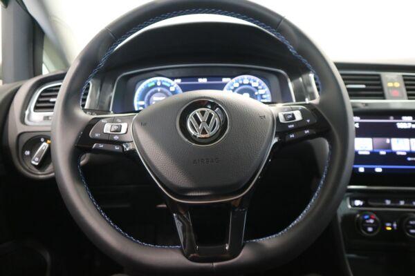 VW e-Golf VII   - billede 3