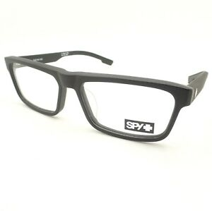 db1eb0d435 Spy Optics Holt Matte Black 54mm Eyeglass Frame Authentic New ...