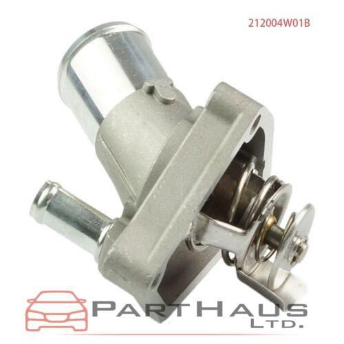 Engine Thermostat FOR Nissan Frontier Xterra Pathfinder NV3500 Infiniti 350Z