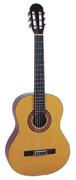 Falcon 3 4 Größe Klassische Gitarre für Studenten Nylon Bespannt - Brandneu