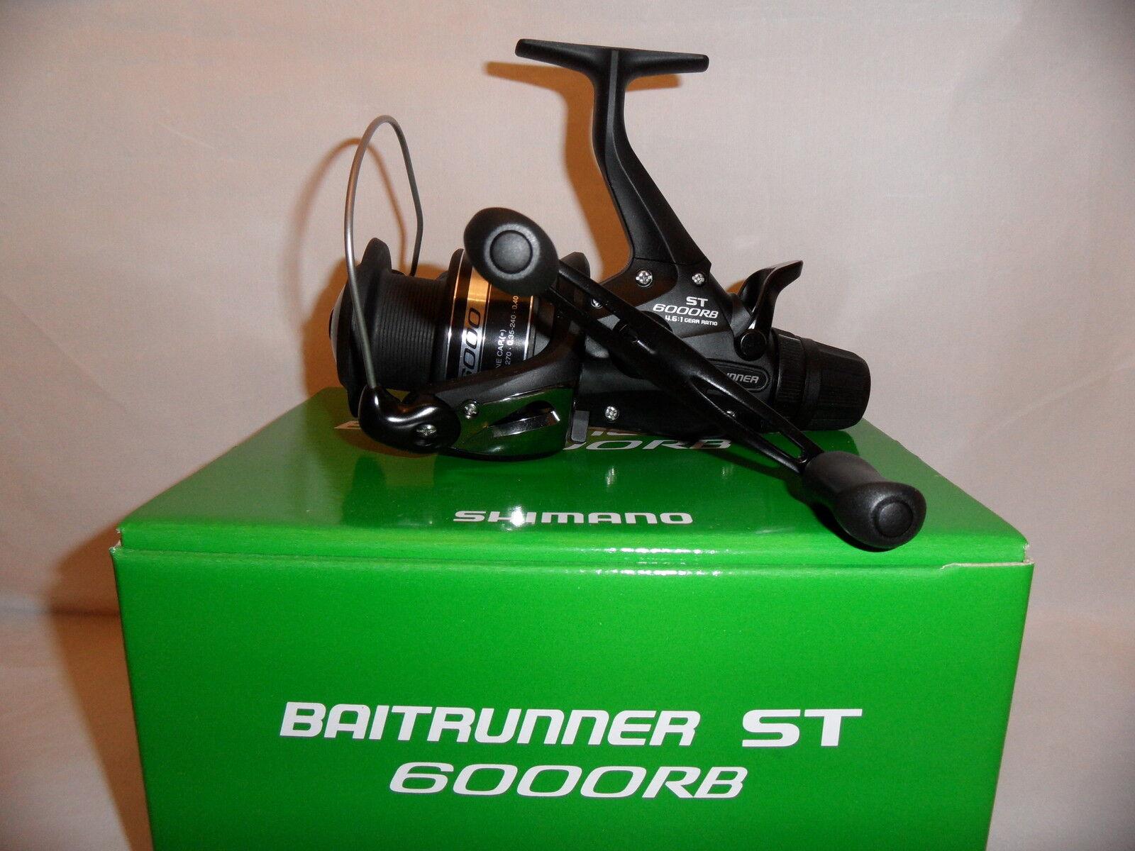 Shiuomoo BAITcorrereNER ST 6000RB  nuovo