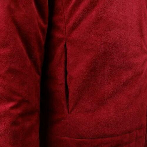 Star Trek The Next Generation Captain Picard Duty Uniform Jacket TNG Red Costume