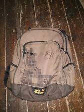 Details zu Jack Wolfskin Rucksack Berkeley Daypack Spruce SNUGGLE UP Tragesystem dunkelgrün
