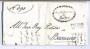 Feltre-Annullo-Prefilatelico-viaggiata-per-Bassano-nel-1846