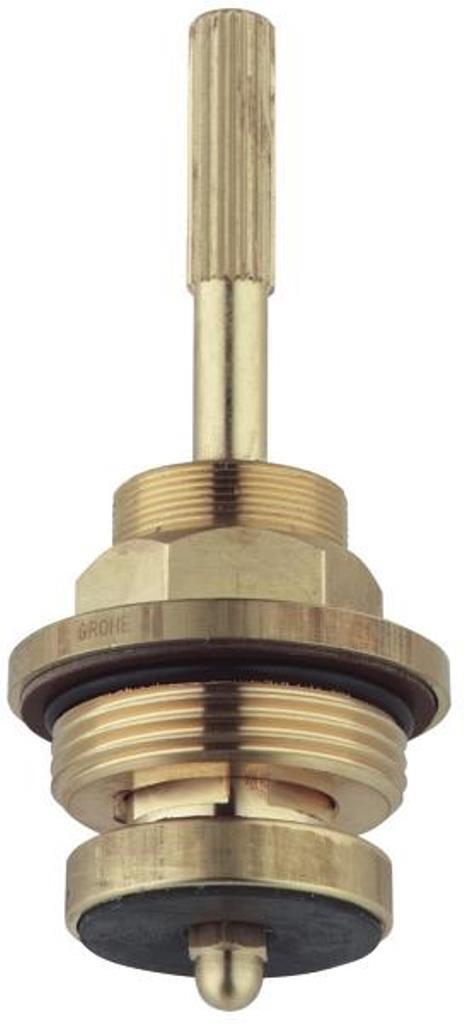 Vis pour robinets encastrés 1 1 4 profondeur siège 47 mm Grohe 06179