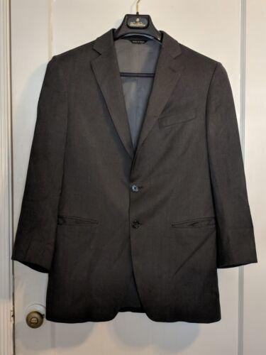 a motivo Republic Blazer con in bottoni R 38 due cappotto lana sportivo classico Banana qxn8Sqz