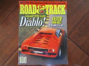 Road-amp-Track-Magazine-July-2000-Lamborghini-Diablo-6-0
