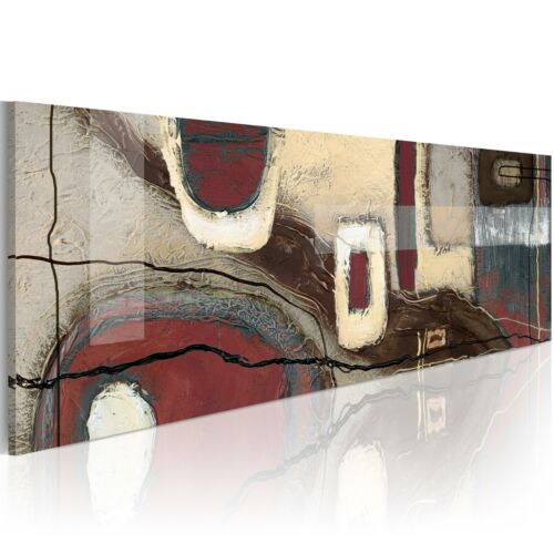 ABSTRACTION Canvas Print Framed Wall Art Picture Image 93541