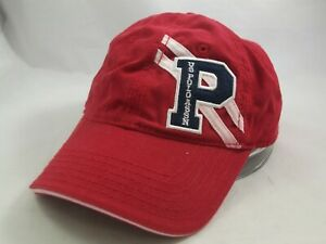 305170fb1782a Image is loading P-1890-US-Polo-Assn-Hat-Red-Strapback-