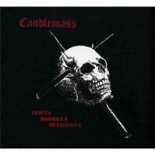 Candlemass - Epicus Doomicus Metallicus: 20th Anniversary (NEW CD)