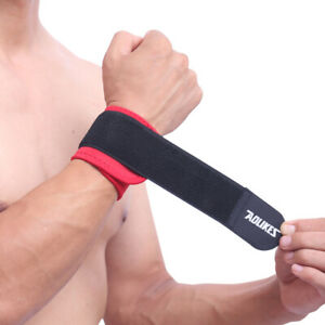 US-Sweatbands-AOLIKES-Wrist-Sweat-Band-Sports-Yoga-Workout-Running-Wristband-hot
