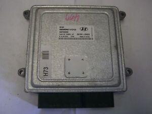 07-09-HYUNDAI-ELANTRA-39150-23023-ECU-ECM-COMPUTER-BRAIN-ENGINE-CONTROL-MODULE