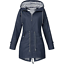 Plus-Size-Womens-Long-Sleeve-Hooded-Wind-Jackets-Outdoor-Waterproof-Rain-Coat thumbnail 13