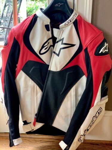 motorcycle leather jacket men